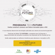 Logotipo do TECHFUTURO
